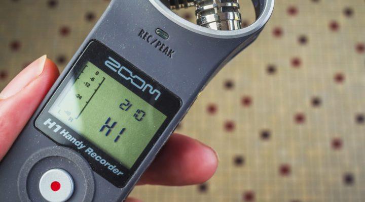 Le petit mode d'emploi pratique du Zoom H1