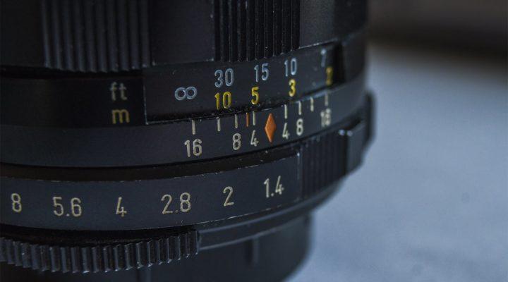 Coups d'oeil sur le Super Takumar 50mm